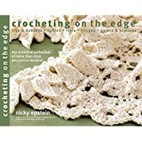 Crocheting on the Edge: ribs & bobbles - ruffles -