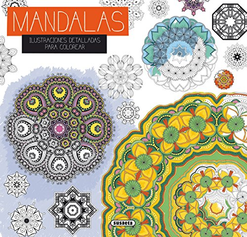 Mandalas (Dibujos entretejidos) por Susaeta Ediciones S A