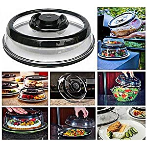 Koojawind Nahrungsmittelabdeckungen, Vacuum Food Sealer Wiederverwendbare Silikon-Frischabdeckung Lebensmittel…