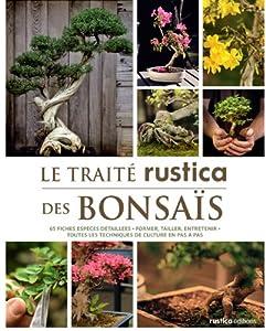 """vignette de 'Le traité """"Rustica"""" des bonsaïs (Alain Barbier)'"""