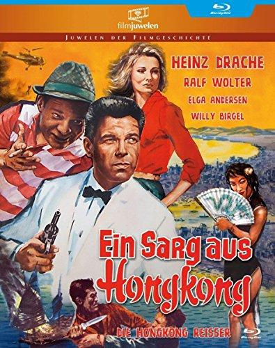Bild von Ein Sarg aus Hongkong - Director's Cut (HD-Neuabtastung der Langfassung + DE/EN-Ton + Bonus) - Filmjuwelen [Blu-ray]