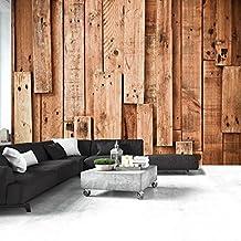 papier peint bois. Black Bedroom Furniture Sets. Home Design Ideas