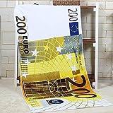 Best Creative Bath Bath Towels Quick Dries - Pictech 70x140cm Absorbent Microfiber Beach Towels Creative Design Review