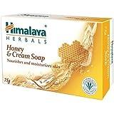 Himalaya Cream & Honey Nourishing Soap - 75g