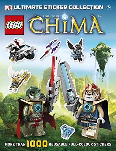 LEGO® Legends of Chima Ultimate Sticker Collection (Ultimate Stickers)