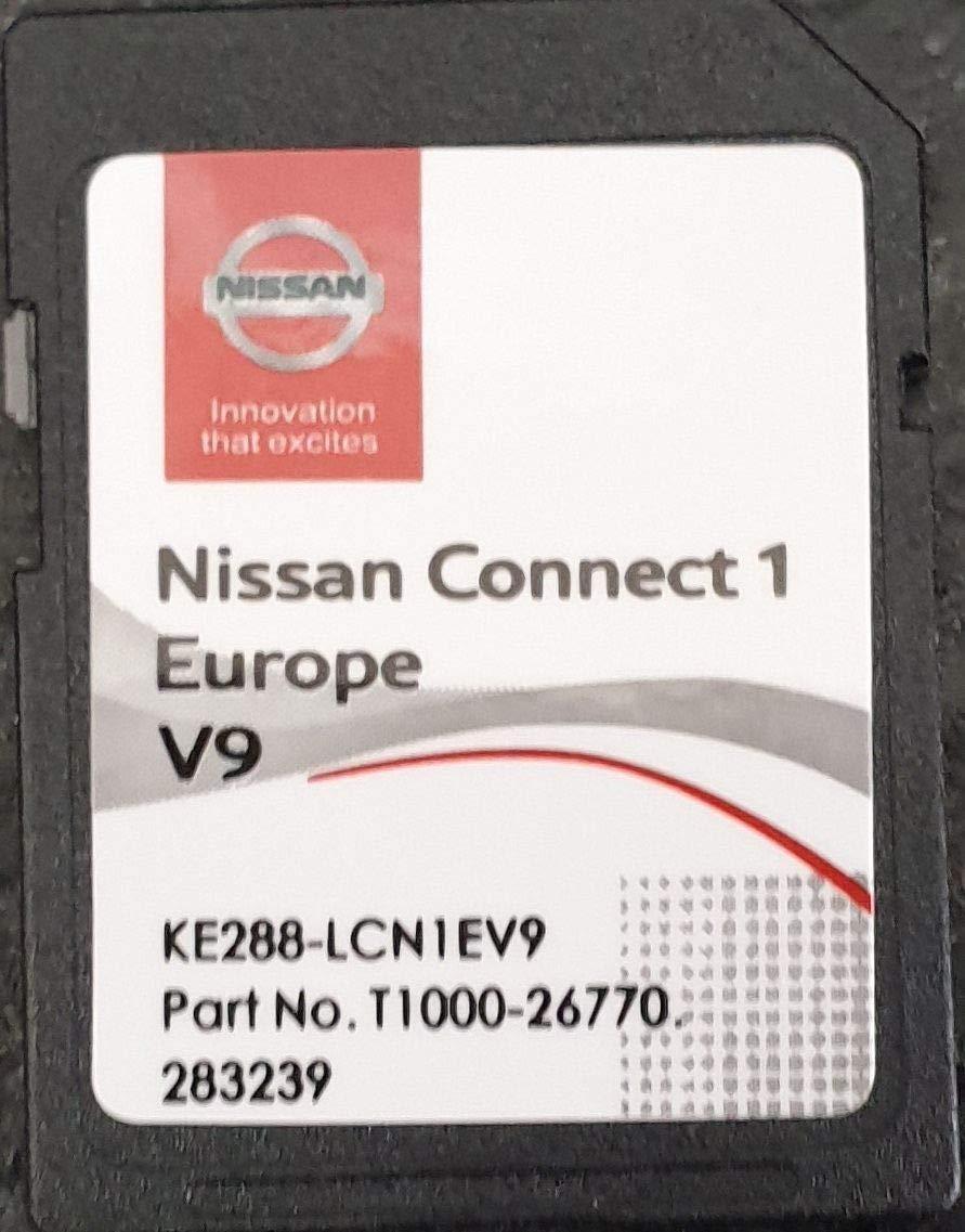 SD-Karte-GPS-Europe-2019-V9-Nissan-Connect-1-Database-Q32017