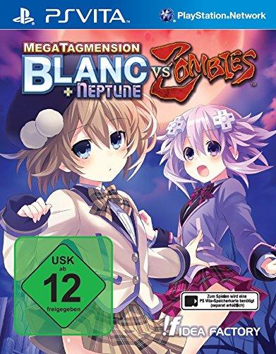MegaTagmension Blanc + Neptune VS Zombies [PlayStation (Ideen Zombie)