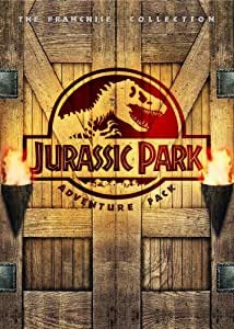 Jurassic Park Adventure Pack [Import USA Zone 1]