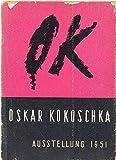 Oskar Kokoschka aus seinem Schaffen 1907-1950 by Oskar Kokoschka front cover