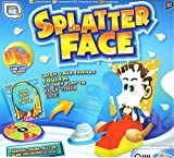 Hilarious Splatter Face Party Spiel - Fun Filled Familienspiel - Halten Sie Ihre Nerven und halten Sie die Daumen gedrückt, denn dies ist ein Spiel, wo Sie nicht mit Pie auf Ihrem Gesicht enden wollen
