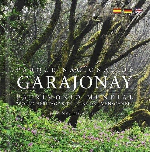 Descargar Libro Parque Nacional de Garajonay: World Heritage Site / Patrimonio Mundial / Erbe der Menscheit de Unknown