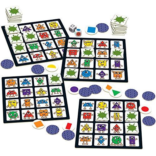 Imagen principal de Orchard_Toys El bingo de los monstruos - Juego de mesa