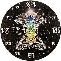 Horloge murale – « Connexion Spirituelle »