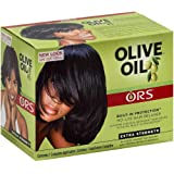 Lusters Organic Olive Oil Relaxer Kit extra Strength