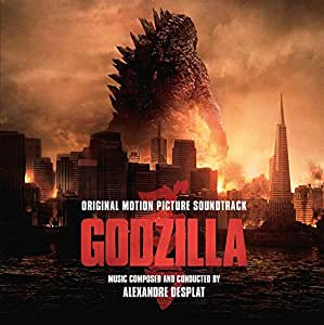Original Soundtrack Godzilla (Gatefold Sleeve) [180 gm 2LP black Vinyl]
