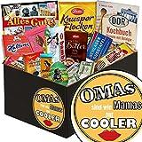 Omas sind wie Mamas nur cooler | Schokoladenbox | Geburtstagsgeschenk für Oma