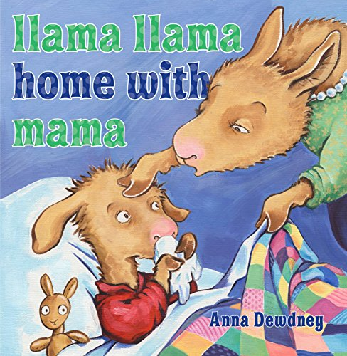 Llama Llama Home with Mama por Anna Dewdney