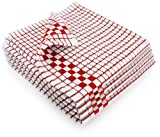 Best Classic 100s - Fecido Classic Kitchen Tea Towels with Hanging Loop Review