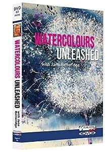 Watercolours Unleashed DVD with Jane Betteridge