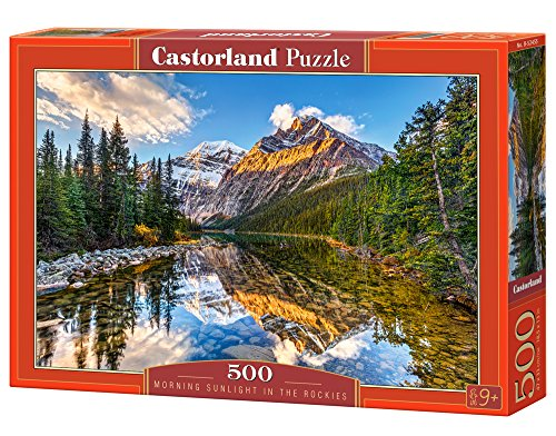 castorland-b-52455-morning-sunlight-in-the-rockies-puzzle-500-pezzi