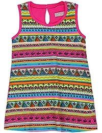boboli Knit Stretch Dress For Girl, Vestido para Niños