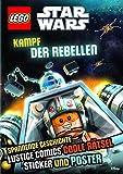 LEGO Star Wars Kampf der Rebellen: mit Sticker und Poster