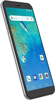 General Mobile GM8 Go Single Akıllı Telefon, 16 GB, Siyah (General Mobile Türkiye Garantili)