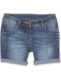 TOM TAILOR Kids Mädchen Bermuda Denim Shorts