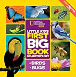 Little Kids First Big Book Collector's Set: Birds and Bugs (Little Kids First Big Books)