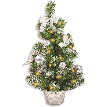 bambelaa k nstlicher weihnachtsbaum christbaum 75cm komplett geschm ckt dekoriert mit. Black Bedroom Furniture Sets. Home Design Ideas