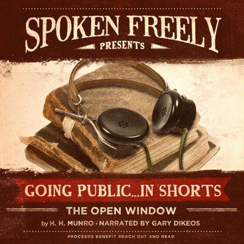 The Open Window  Audiolibri