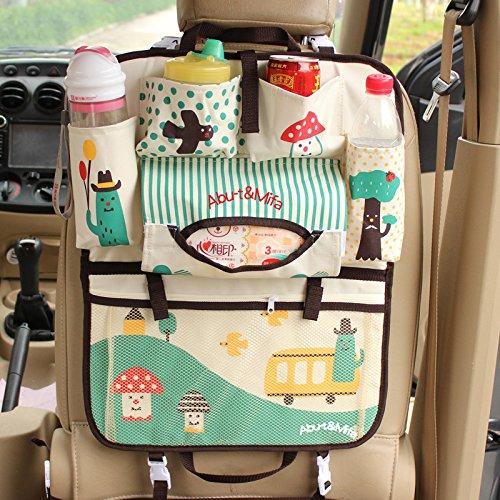 PANGUN Cartoon Auto Sitz Aufbewahrung Bag Universal Wasserdicht Baby Buggys Aufbewahrungstasche Organizer-3