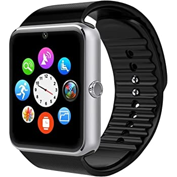 smartwatch willful smart watch sport uhr smart uhr amazon. Black Bedroom Furniture Sets. Home Design Ideas