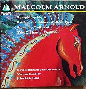 Symphony 6 / Fantasy on a Theme of John Field