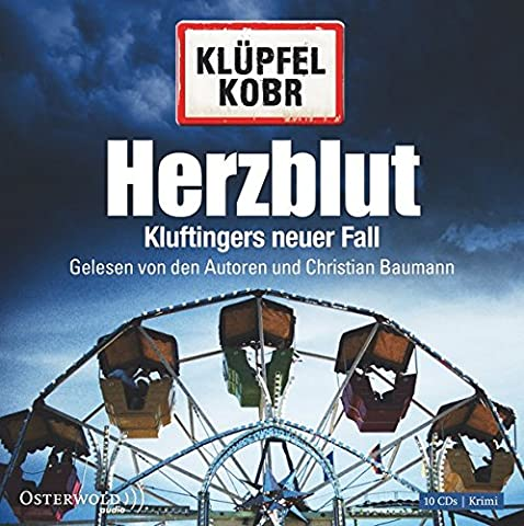 Herzblut: Kluftingers neuer Fall: 10 CDs (Ein Kluftinger-Krimi, Band 7)