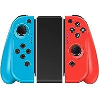 CHEREEKI Controller per Nintendo Switch, Joystick Gamepad Wireless Sostituzione per Joy-con con Doppio Shock e…