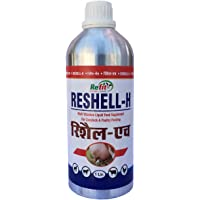 REFIT ANIMAL CARE - Veterinary Vitamin H Liquid Supplement for Cattle, Cow and Farm Animals (RESHELL-H 1 LTR.)