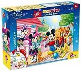 Unbekannt Lisciani spiele 48328–Puzzle Mickey Gesicht Supermaxi, 150Stück