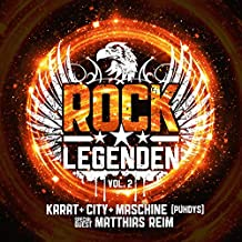 Rock Legenden Vol.2 (Ltd.Edt.) [Vinyl LP]