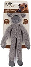 All For Paws Lambswool - Cuddle Floppers Dog Toy