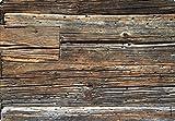 mySPOTTI Spritzschutz Rustikal Holz 59 x 41 cm