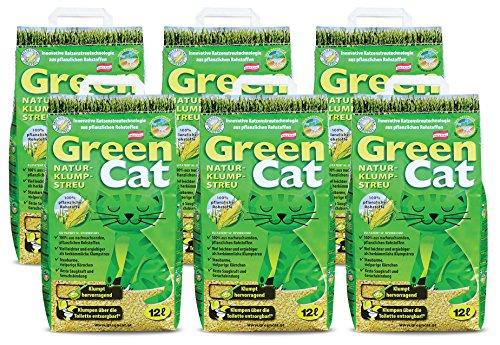 Green Cat 635938 XL, green