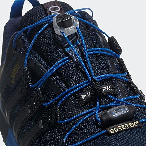 Scarpe Da Corsa Adidas Terrex Skychaser Gore-tex Trail - Ss18 Nero