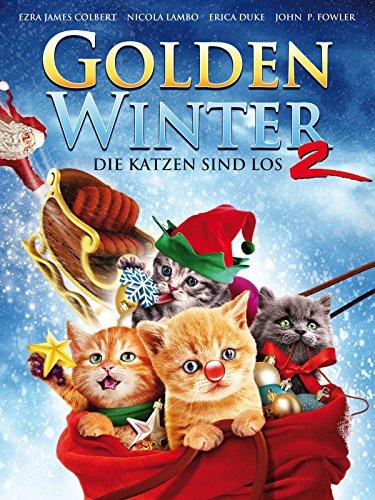 Golden Winter 2 - Die Katzen sind los - Elizabeth-das Goldene