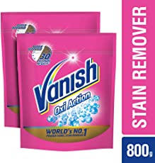 Vanish Oxy Action Powder - 400 g (Pack of 2)