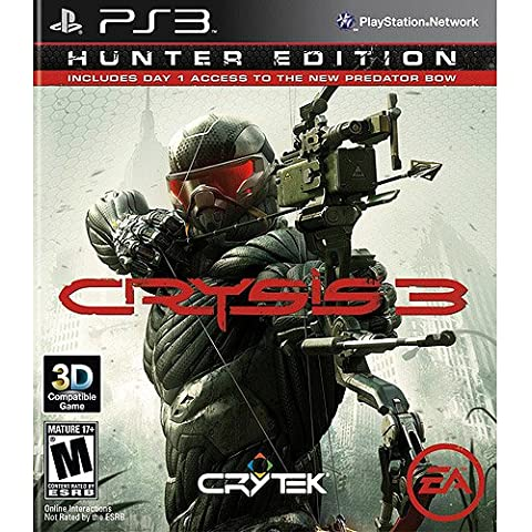 Electronic Arts Crysis 3 Hunter Edition, PS3 - Juego (PS3)