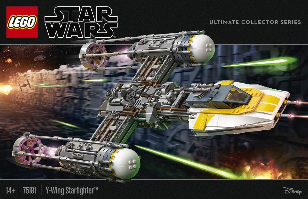 Lego Star Wars - Starfighter 5 spesavip