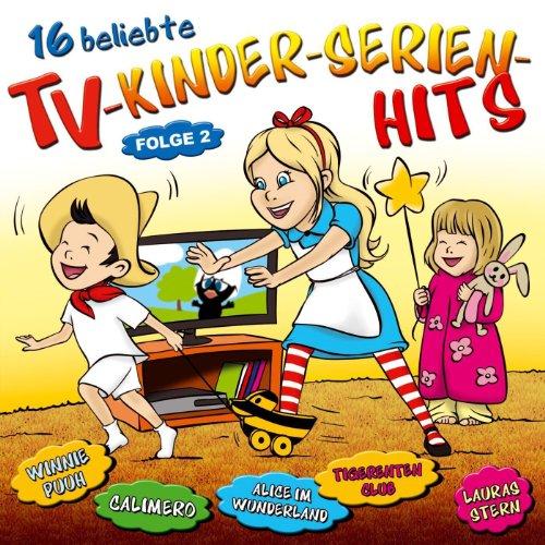 16 beliebte TV-Kinderserien-Hits - Folge 2