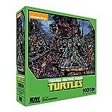 IDW Games IDW01579 Teenage Mutant Ninja Turtles Universe Premium Puzzle (1000 Teile), Mehrfarbig