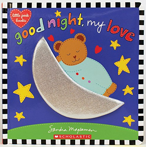 Good Night, My Love (Little Peek Books)